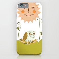 Owl sun iPhone 6s Slim Case