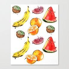 Fruits 2 Canvas Print