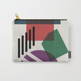 Abstract No.3 Carry-All Pouch