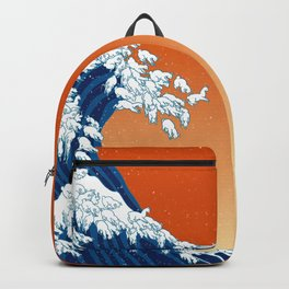 Llama Waves Backpack