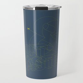Cut & Paste Travel Mug