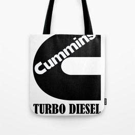 Turbo diesel Tote Bag