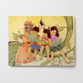 Fairy Tale Metal Print