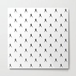 Beisbol por Siempre Metal Print