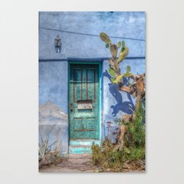 Barrio Viejo 2 Canvas Print