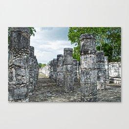 Cancun Canvas Print