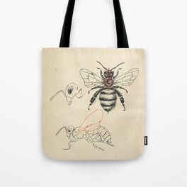 Cabinet of Curiosities No.6 Tote Bag