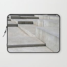 concrete geometry - modernist abstract 4 Laptop Sleeve