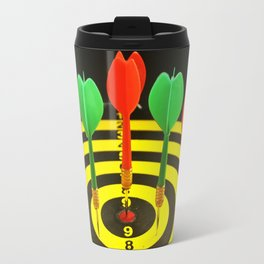 Dart Board Travel Mug