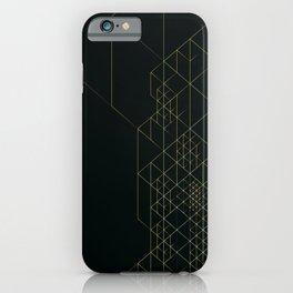 Dark Hitech iPhone Case