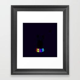 The Happy Easter Framed Art Print