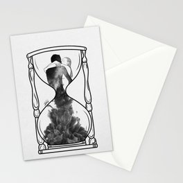 It's our time. Stationery Cards