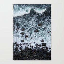 Skye Sea Canvas Print