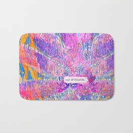 Out of Bounds Bath Mat