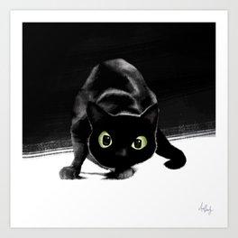 Kiki Bo Art Print