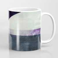 drive Mugs featuring Drive by ONEDAY+GRAPHIC