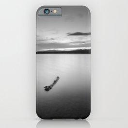 """Melancolia"". Mono iPhone Case"