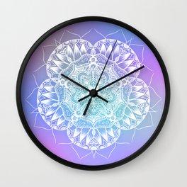 Mandala No. 2 Wall Clock