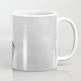Bucky & Steve | Split Coffee Mug
