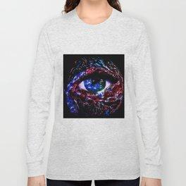 We The Peephole Long Sleeve T-shirt
