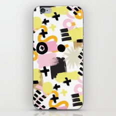 Perception Abstract 001 iPhone & iPod Skin