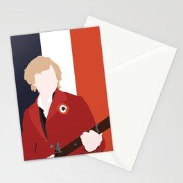 ENJOLRAS – LES MISÉRABLES Stationery Cards