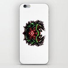 Super Metroid: Angry Baby Graphic iPhone & iPod Skin