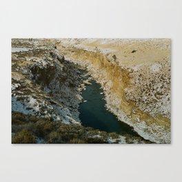 DeMaris Springs Canvas Print