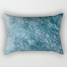Mountain Waters II (Norway) Rectangular Pillow