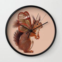 EINHOERNCHEN Wall Clock
