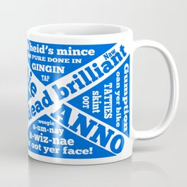 Scottish slang and phrases Coffee Mug