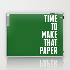 Make That Paper Laptop & iPad Skin
