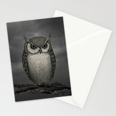 An Owl Stationery Cards