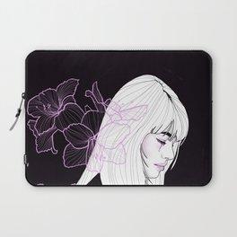 Fleur De Lune Laptop Sleeve
