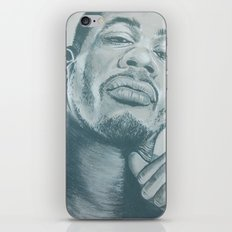 didier morville iPhone & iPod Skin
