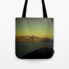 Man from Earth Tote Bag