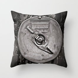 Nugget Dispenser Throw Pillow