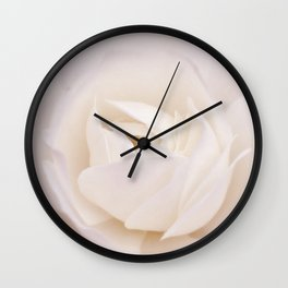 A Rose Wall Clock