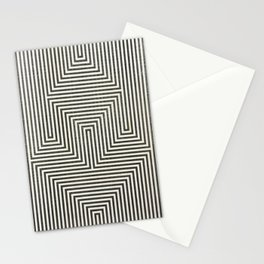 separated Stationery Cards