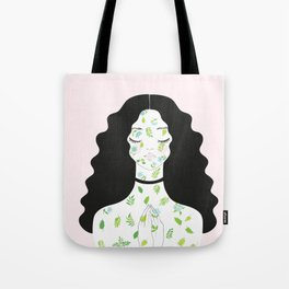 loving intentions Tote Bag