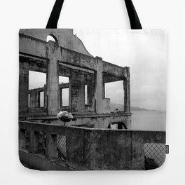 It all ends Tote Bag