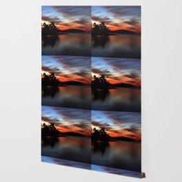 DeGray Lake Sunrise, Arkansas Wallpaper