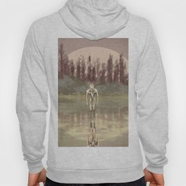 Tree spirit from the woods lake Hoody