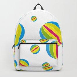 Beach Balls Backpack