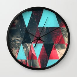 Two Ladies Wall Clock