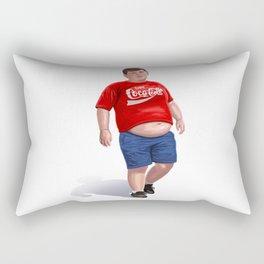 Enjoy Coke Rectangular Pillow
