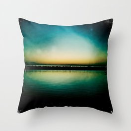 Sunset 1 Throw Pillow