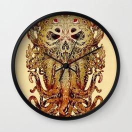 Lovecraft Wall Clock