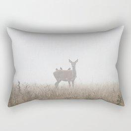Not alone Rectangular Pillow