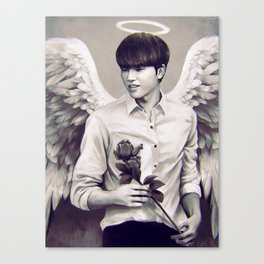 Angel Hyun Canvas Print